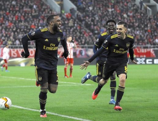 Europa League : Fortunes diverses pour les grosses écuries