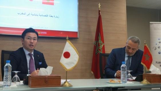 Le Maroc et le Japon conviennent de créer un point de consultation direct au sein de l'AMDIE
