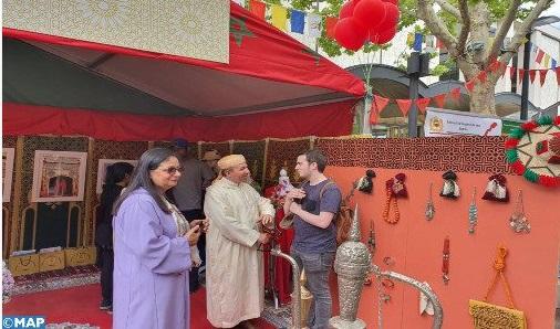Le Maroc à l'honneur au Festival multiculturel de Canberra