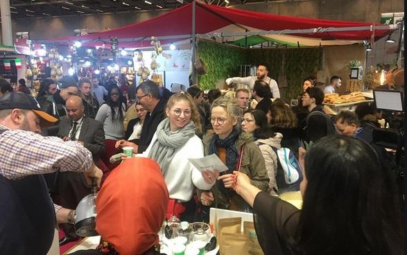 Ouverture du SIAP avec la participation du Maroc
