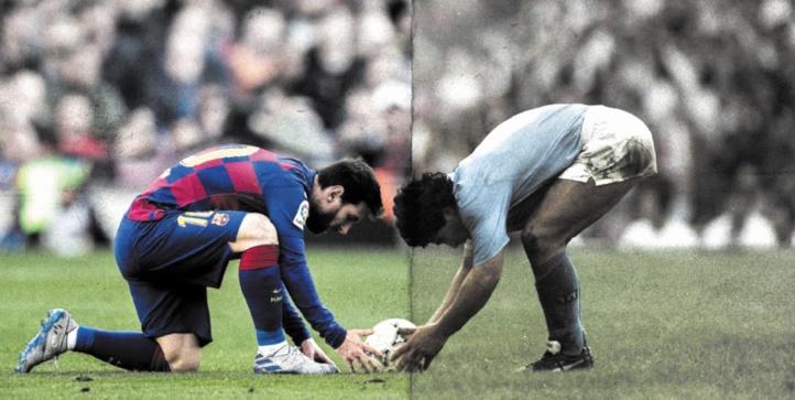 Ligue des champions : Messi a rendez-vous chez Maradona
