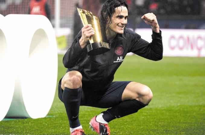 200ème but de Cavani sous les couleurs du PSG