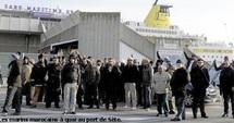Ligne maritime Sète-Tanger : Les chances d'une éventuelle reprise compromises