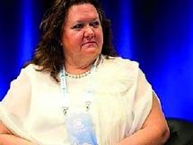 Gina Rinehart, la femme la plus riche du monde
