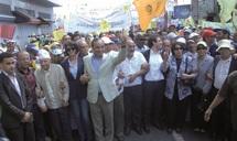 Après la Marche de la dignité : La gauche veut s'organiser en alternative politique