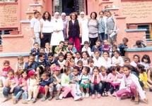Une association niçoise aux avant-postes : Action caritative en faveur des enfants défavorisés