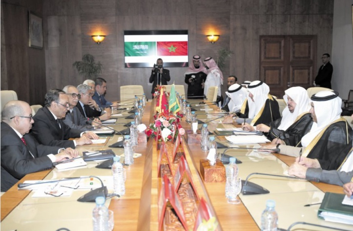 Vers l'institutionnalisation des relations entre la Chambre des représentants et le Conseil saoudien de la Choura