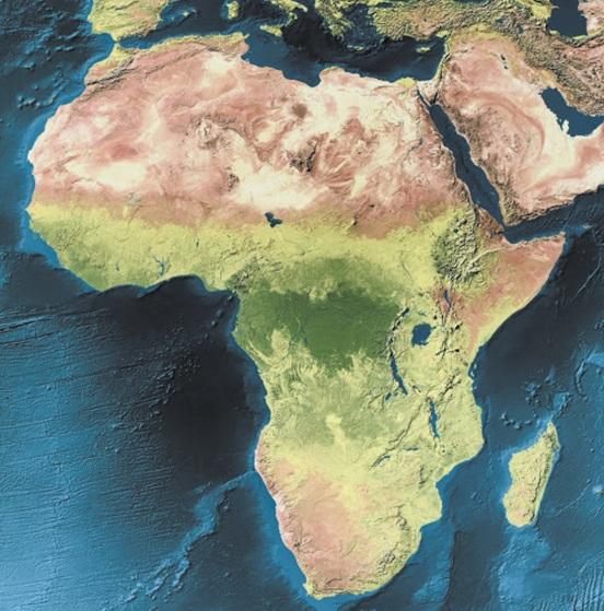 Une très grosse menace pèse sur l'Afrique