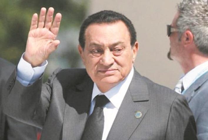 Moubarak, l'autocrate déchu à l'image corrompue