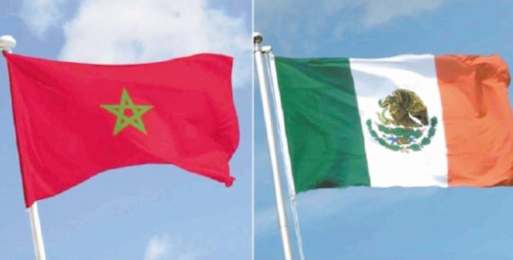 Rabat et Mexico conviennent de créer une plateforme de coopération parlementaire