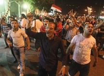 Vague de protestations en Egypte : Manifestations à travers le pays contre les résultats des élections