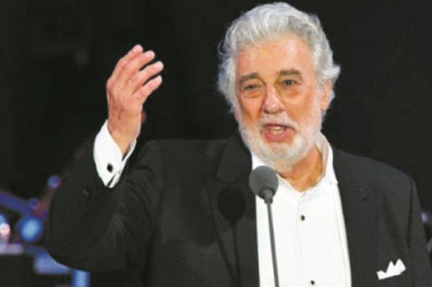 Harcèlement: L'Espagne annule la participation de Placido Domingo à un spectacle