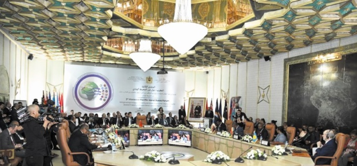 Tenue à Laâyoune du 3ème Forum Maroc-Etats insulaires du Pacifique