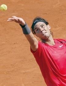 Roland-Garros : Williams renversée, Nadal fringant