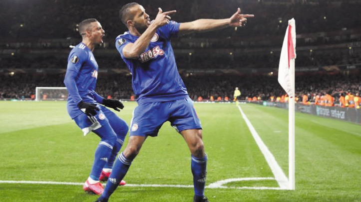Ligue Europa : Arsenal crucifié par El Arabi