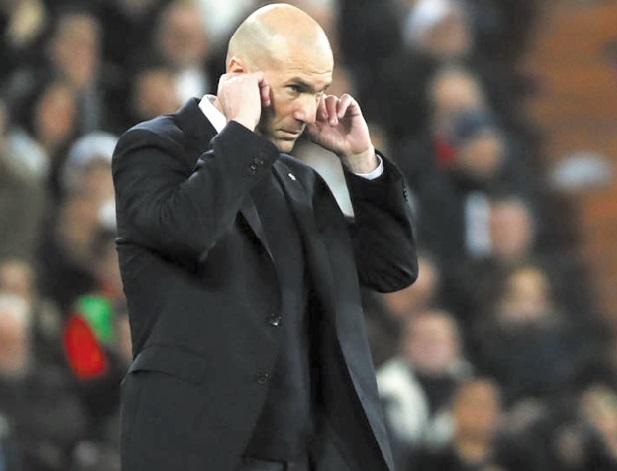 L'invincible Zidane a-t-il perdu la main ?