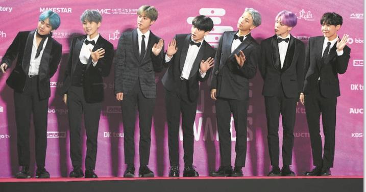 BTS annulent quatre dates à Séoul à cause du coronavirus