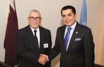 Intervenant devant l'Assemblée générale des Nations unies : Radi annonce la prochaine révision de l'accord de coopération entre l'UIP et l'ONU