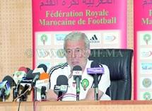 Avant le match contre la Gambie : Eric Gerets cherche à rassurer