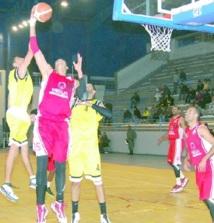 Dernière journée du play-off de basketball : WAC-ASS et SP-RSB au carré d'as