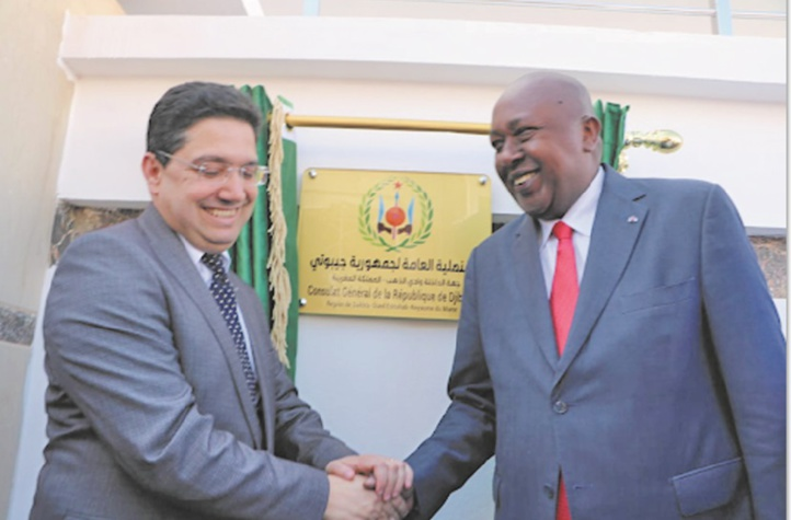 Le Burundi et Djibouti ouvrent des  consulats dans nos provinces sahariennes