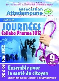 9èmes journées de l'association Attadamoune : Ensemble pour la santé du citoyen