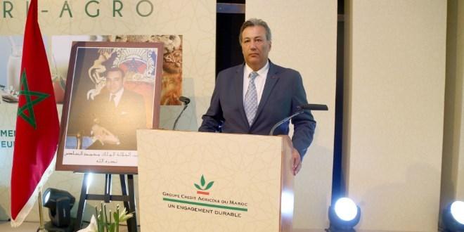 """""""Al Moustatmir Al Qaraoui"""", le dispositif dédié du Groupe Crédit Agricole du Maroc"""