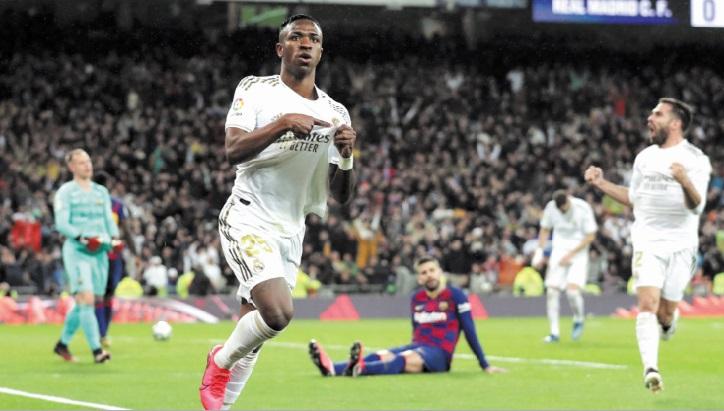 Liga : Le Real s'offre le clasico