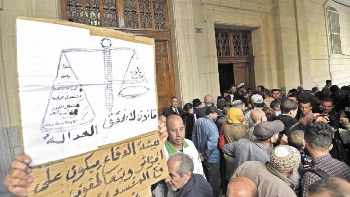 Début du procès en appel d'ex-hauts dirigeants algériens