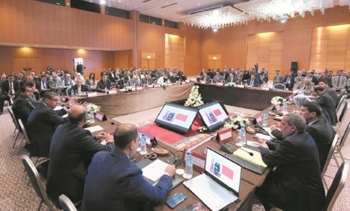 """Présentation à Skhirat de la stratégie """"Forêts du Maroc 2020-2030"""""""