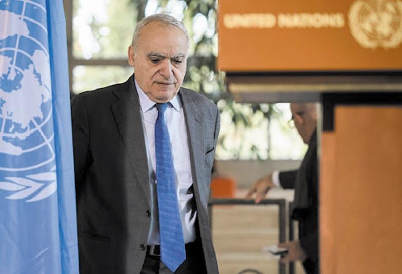 L'émissaire de l'ONU en Libye jette l'éponge