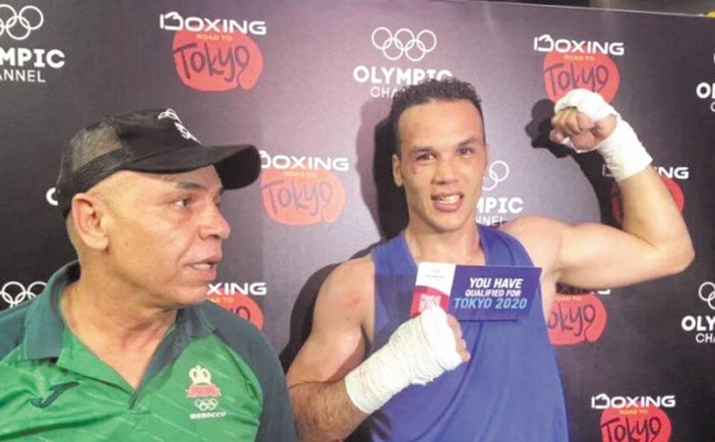 La boxe marocaine fortement représentée aux Olympiades de Tokyo