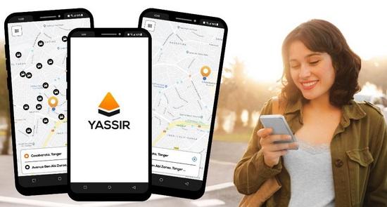 Lancement d'une nouvelle application mobile pour la réservation des taxis à Marrakech