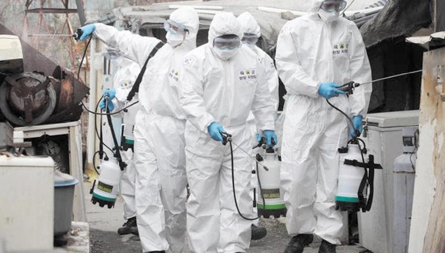 Le cap des 100.000 cas dépassé — Coronavirus