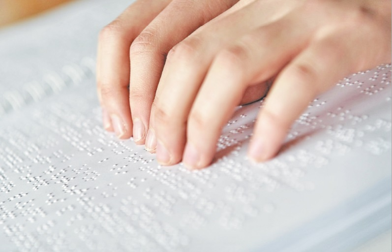 Le braille, facteur essentiel d'intégration des personnes déficientes visuelles