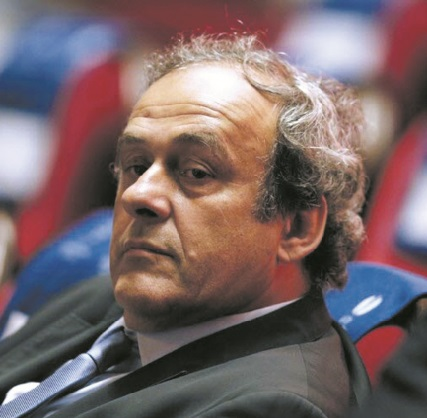 Michel Platini joue les prolongations