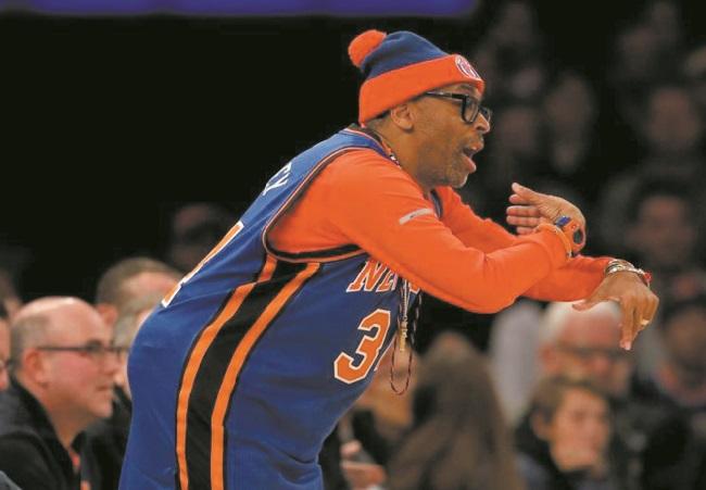 Spike Lee n'ira plus voir jouer les Knicks après une altercation avec des membres de sécurité
