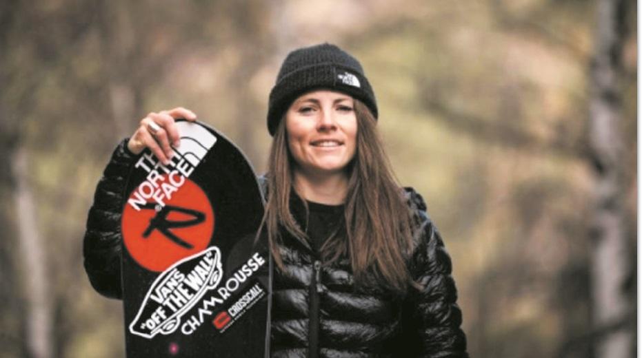 Marion Haerty la reine des neiges