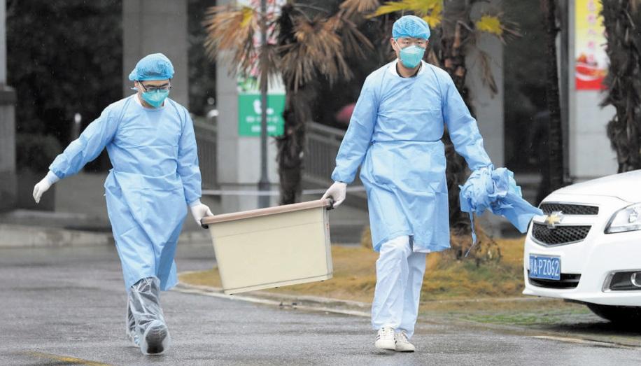 Le coronavirus progresse et  l'OMS appelle à lutter à fond