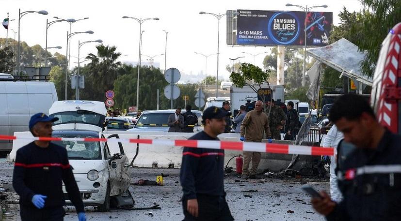 Attentat à Tunis