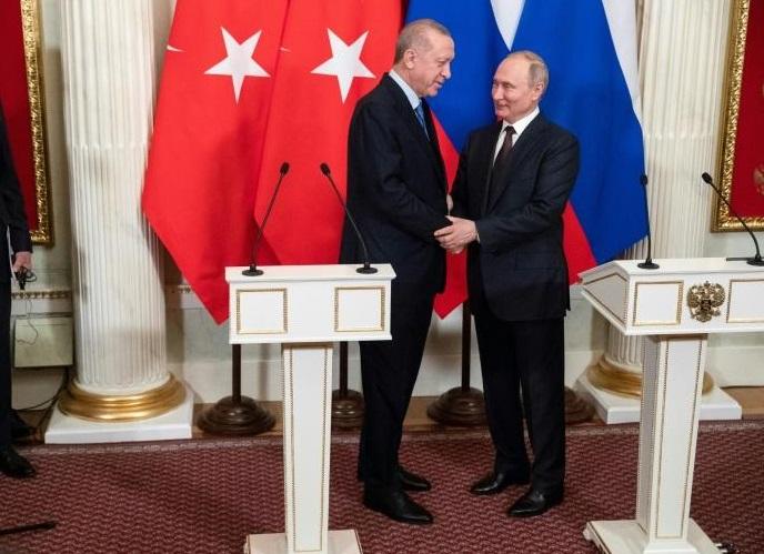 Entrée en vigueur de l'accord de cessez-le-feu russo-turc en Syrie