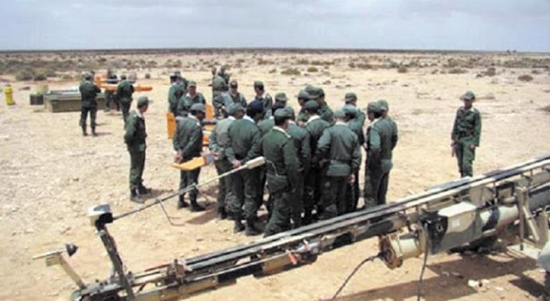 Une délégation parlementaire visite des unités des FAR en zone sud