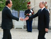 Rencontre Hollande-Poutine à Saint-Pétersbourg : La Syrie et l'Iran au menu du sommet UE-Russie à Saint-Pétersbourg