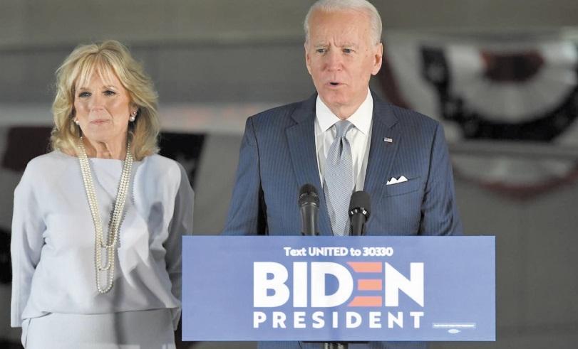 Primaires démocrates : Biden prend une avance sur Sanders