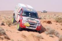 Du 16 au 30 mars 2013 : Le 23-ème Rallye Aicha des Gazelles