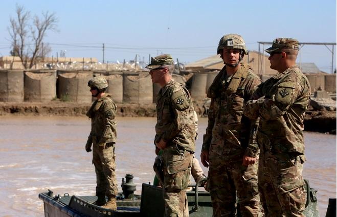 L'Irak inquiet après la mort de deux Américains et 26 combattants pro-Iran