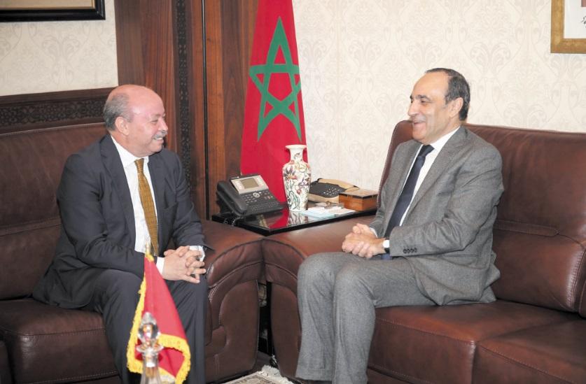 Habib El Malki souligne l'importance du dialogue entre le Maroc et l'Algérie
