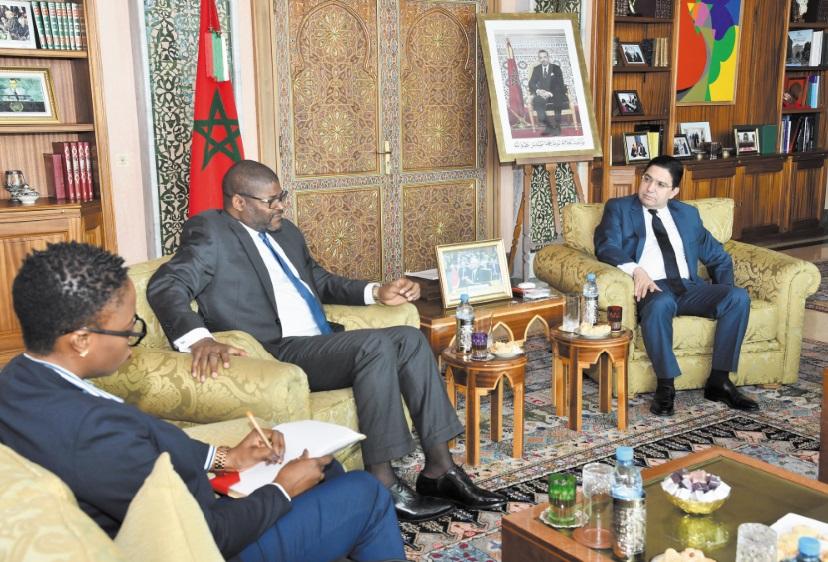 Le Liberia inaugure un consulat général à Dakhla