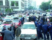 Ils ont manifesté contre la hausse du prix des carburants : L'ultimatum des taximen au gouvernement