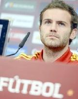 """Juan Mata: """"L'Italie est toujours difficile à battre"""""""